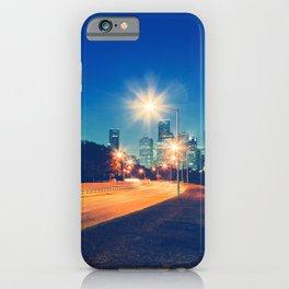 Houston iPhone Case