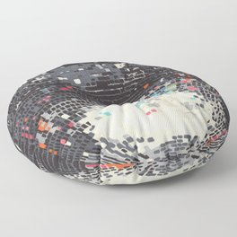 Disco Floor Pillow