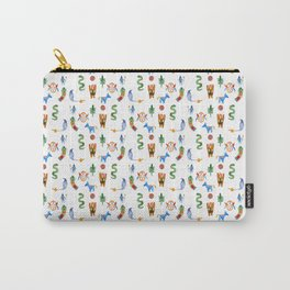 Mystic Glyphs Carry-All Pouch