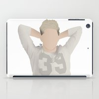 niall horan iPad Cases featuring NIALL HORAN FOUR by Samantha Anderson