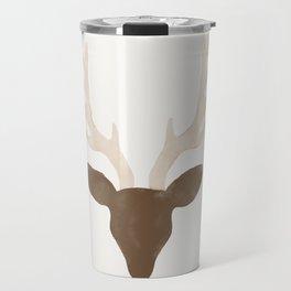 Antler deer  Travel Mug