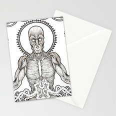 Praise the Flesh Stationery Cards