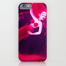 Red Mermaid Slim Case iPhone 6s