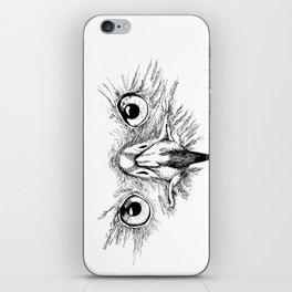 Eagle Eyes iPhone Skin