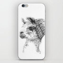 Wooly Llama iPhone Skin