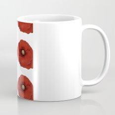 I Adore Poppies Mug
