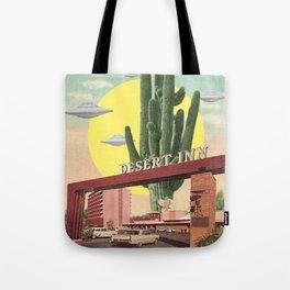 Desert Inn Tote Bag