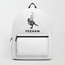 Yeehaw (Skeleton Rodeo) Backpack