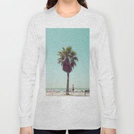 Just Another Summer Postcard Long Sleeve T-shirt