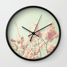 In All It's Glory Wall Clock