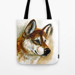 Dingo realistic (c) 2017 Tote Bag