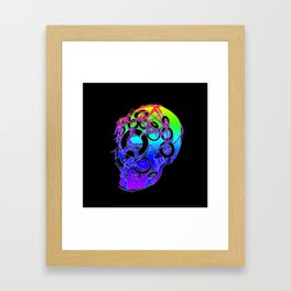 The Bounden Skull Framed Art Print