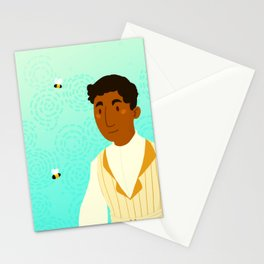 Bee Boy Stationery Cards