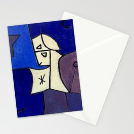 Paul Klee High Guardian Stationery Cards
