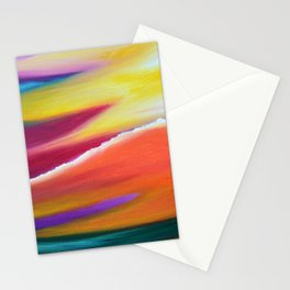 Celestial Clouds Stationery Cards