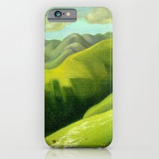 Mustering at the End of the Farm Slim Case iPhone 6s