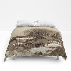 Cowboys Mess Hall Comforters