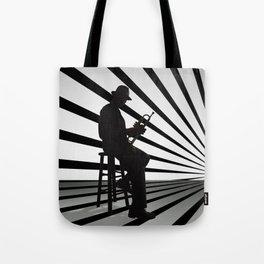 Cool Jazz 2 Tote Bag