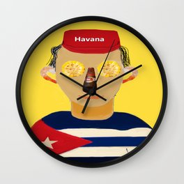 The Cuban Wall Clock