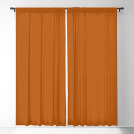 Ginger - Solid Color Collection Blackout Curtain