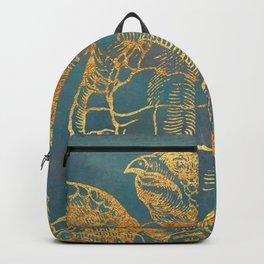 Deep Sea Life Turtle Backpack