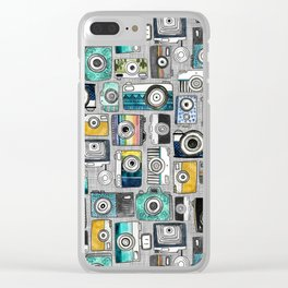Cameras Clear iPhone Case