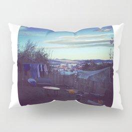 A Healthy Backyard Pillow Sham