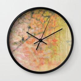 Microscopic Fragmentation Wall Clock