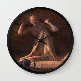 Sanctuary Wall Clock