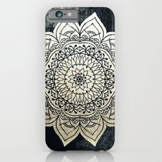 DEEP GOLD MANDALA Slim Case iPhone 6