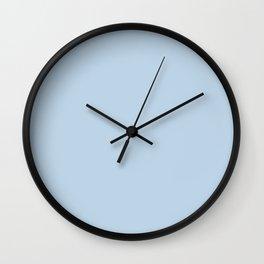 Beau blue Wall Clock