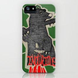 Inglourious iPhone Case