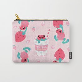 Strawberry poison milk 1 Carry-All Pouch