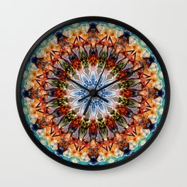 Mandala. Wall Clock