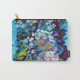 The Barrier Reef, AUSTRALIA               by Kay Lipton Carry-All Pouch