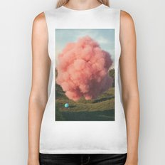 Cotton Candy Biker Tank