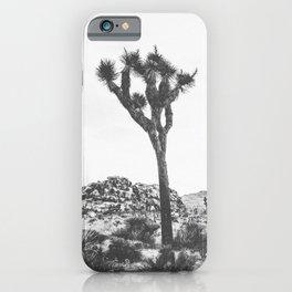 JOSHUA TREE V / California Desert iPhone Case