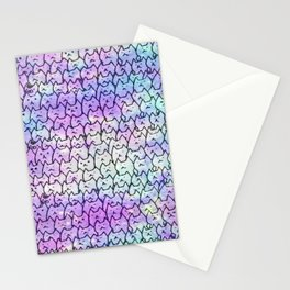 cats-38 Stationery Cards