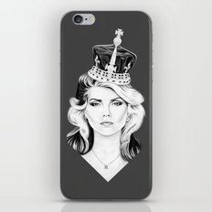 Debbie Harry iPhone & iPod Skin