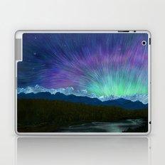 Arctic Aura - Painting Laptop & iPad Skin