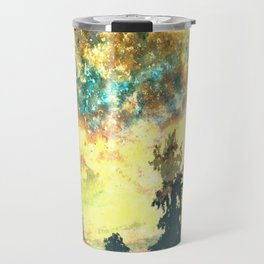 Stirring Starry Night Travel Mug