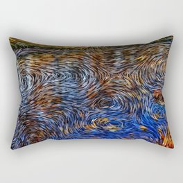 gogh style Rectangular Pillow