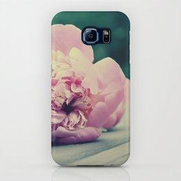 peony. iPhone Case