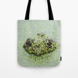 The Incognito Frog Tote Bag