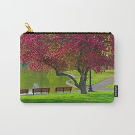 The park  Carry-All Pouch