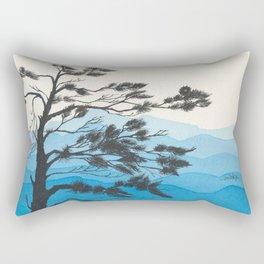 Lone Tree Rectangular Pillow