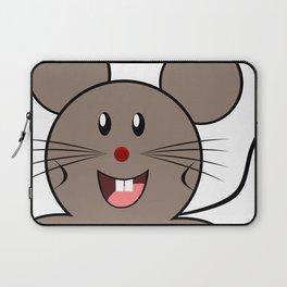 Cartoon Lovely Mouse Laptop Sleeve