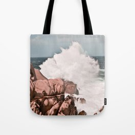 Kiss of the Sea II Tote Bag