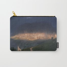 Dolomites Val Gardena Carry-All Pouch