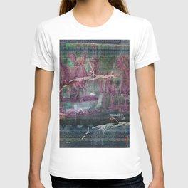Glitch Zoo Chaos T-shirt